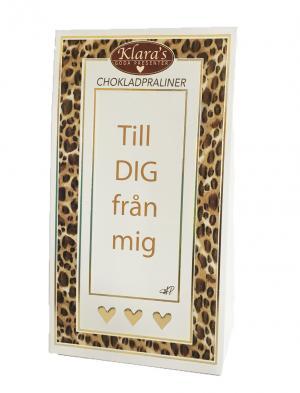 Till Dig från Mig - Lyxiga chokladpraliner